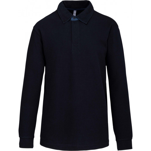Polo Simon - Navy / Jean