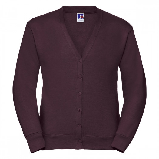 Cardigan LARRY - BORDEAUX