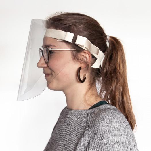 Visière protection visage