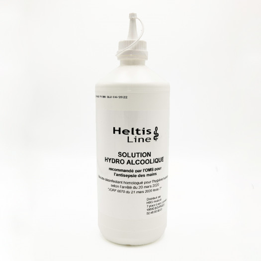 Solution Hydro alcoolique 1 litre