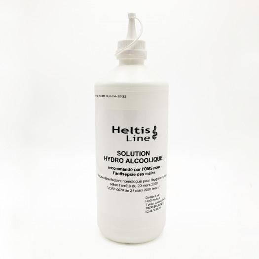 solution hydro alcoolique