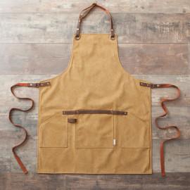 tablier en cuir pour serveur