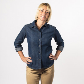 Chemise jean LOUISE